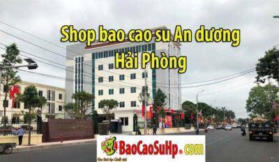 Shop bao cao su tại Huyện An dương