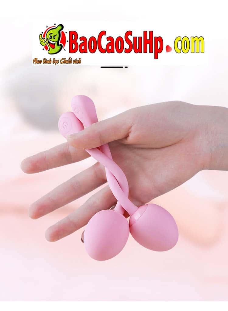 trung rung tinh yeu tampo 11 - Đồ chơi tình dục Trứng rung điều khiển từ xa Tampo bẻ 360 độ