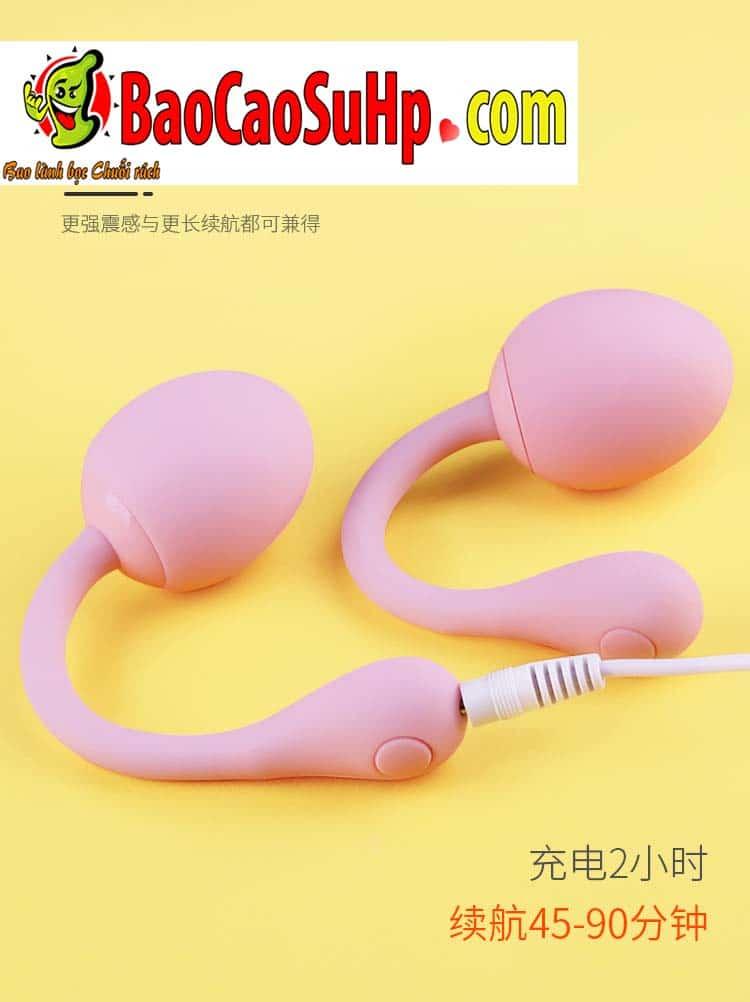 trung rung tinh yeu tampo 17 - Đồ chơi tình dục Trứng rung điều khiển từ xa Tampo bẻ 360 độ
