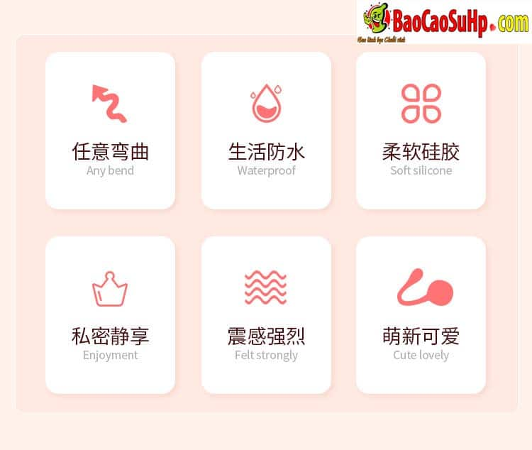 trung rung tinh yeu tampo 6 - Đồ chơi tình dục Trứng rung điều khiển từ xa Tampo bẻ 360 độ