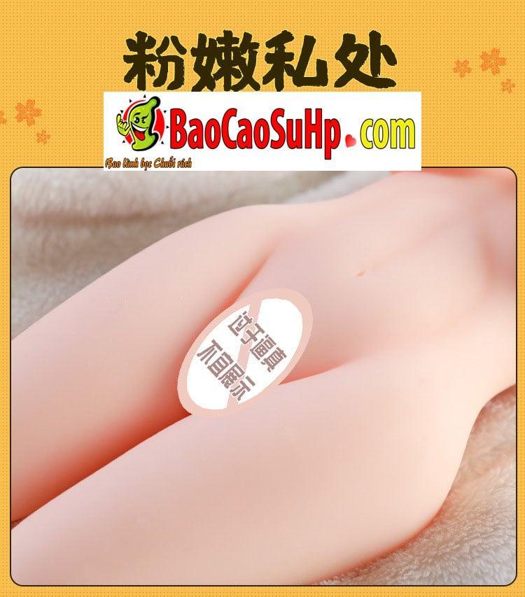 Bup be ban than cam tay Tian Haili nho gon 5 - Review một số món Đồ chơi tình dục Nhật Bản nhập khẩu new 2020