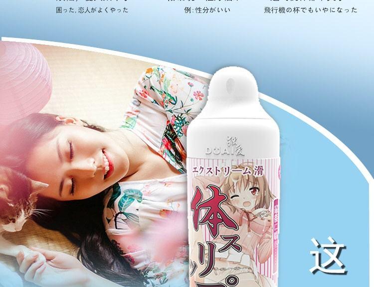 Gel boi tron Nhat Ban Dual Hi Japan 9 - Gel bôi trơn công nghệ Nhật Bản Dual Hi Japan