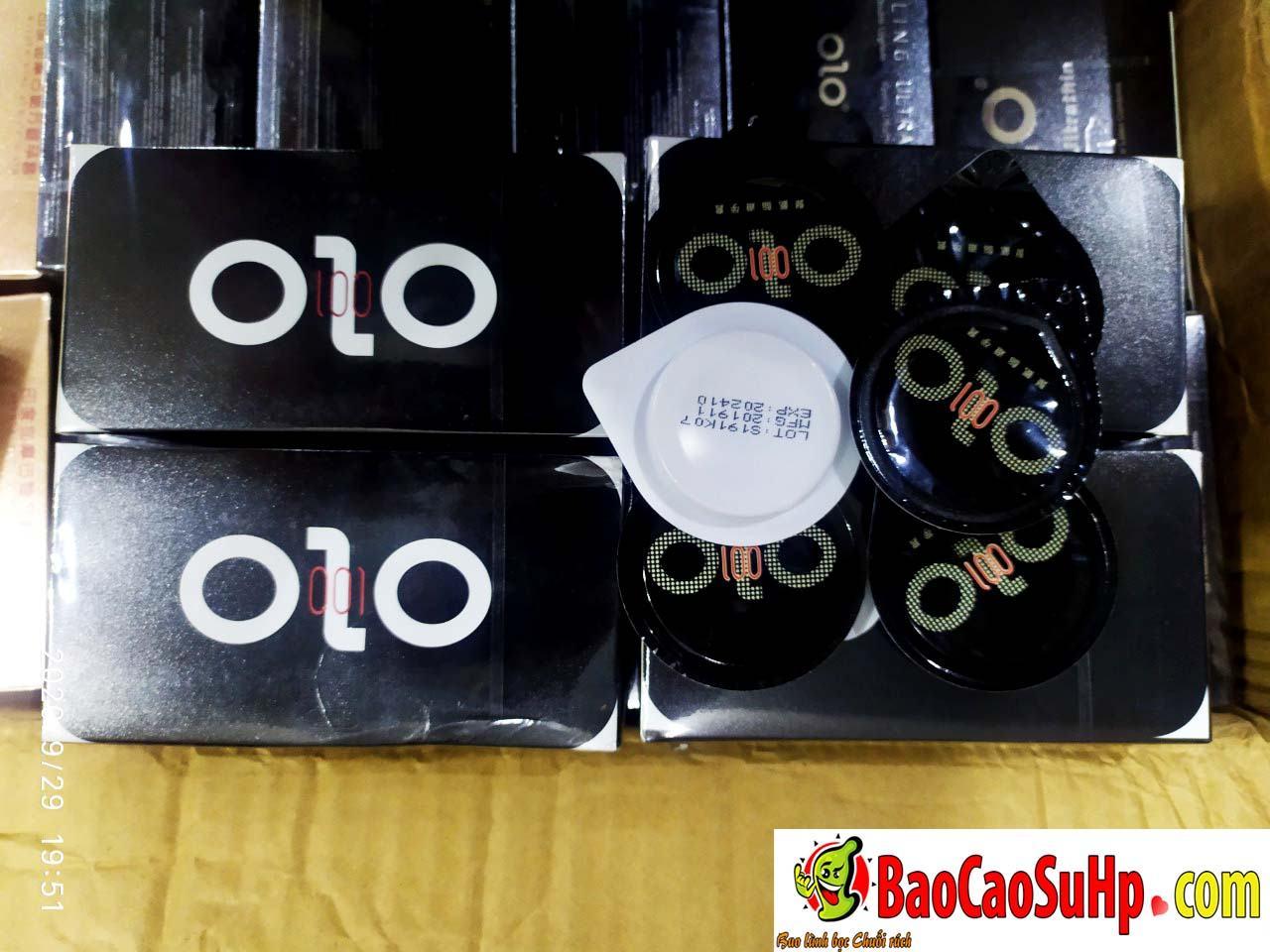 bao cao su olo 001 polyete - Bao cao su Prenium siêu mỏng polyurethane 0,01 Olo