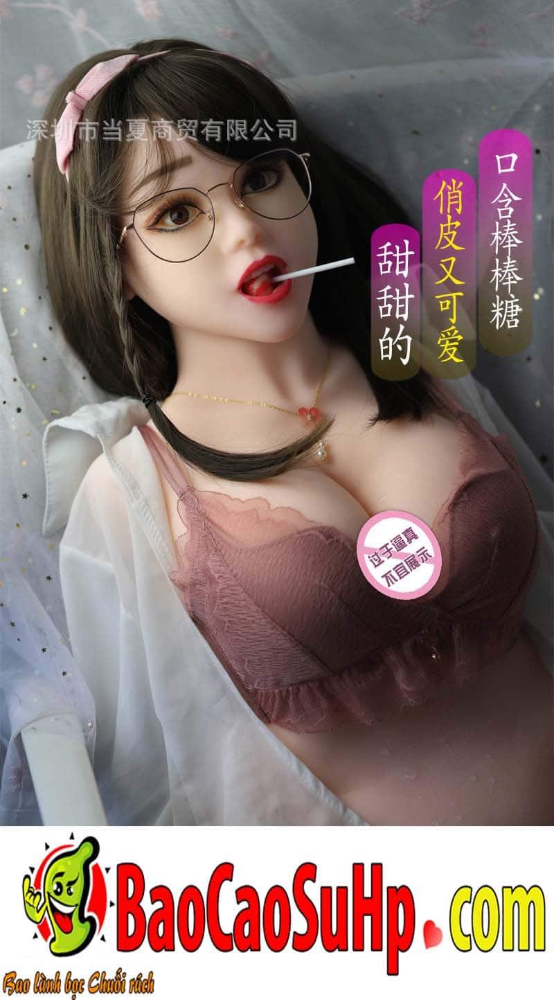 bup be ban than Osex Love kiss 3 - Hình ảnh búp bê tình dục bán thân Osex Love kiss mắt kính cực dễ thương