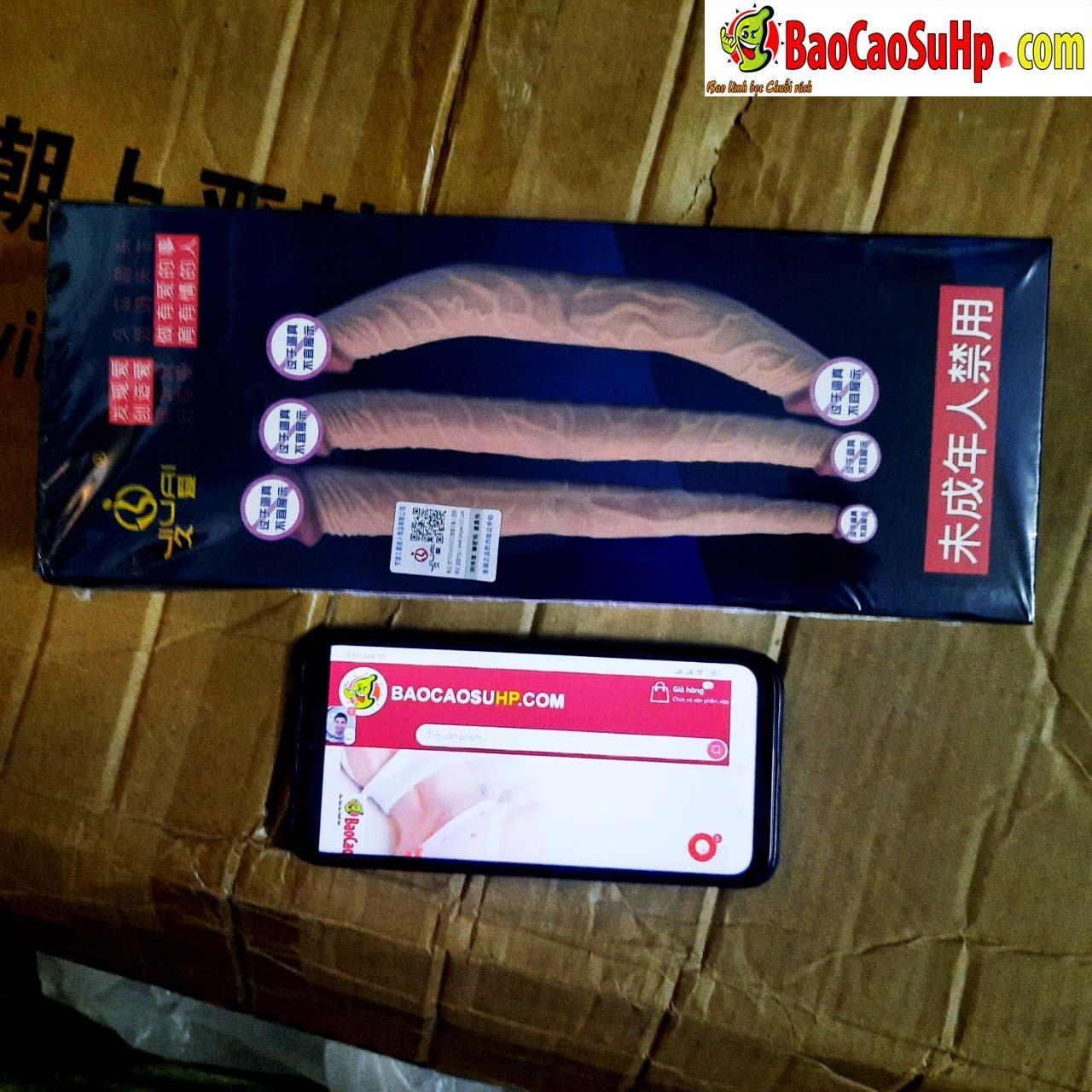 duong vat 2 dau King tuner - Các loại sextoy đồ chơi người lớn Mông nguyên khối hàng về shop 01.09.2020