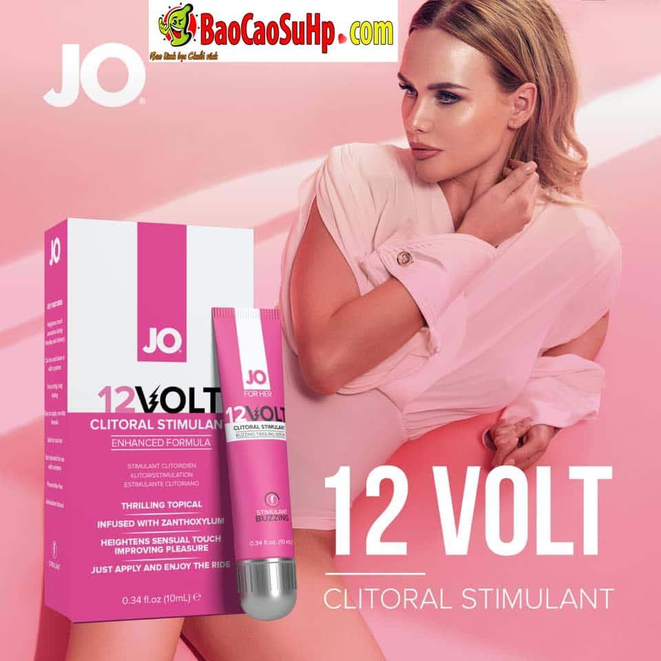 gel boi tron Jo H20 31 - Gel bôi trơn Jo H20 là gì? Nó có ưu điểm vượt trội như thế nào?