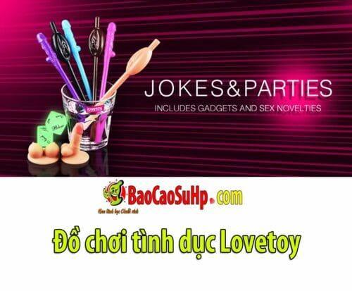 hang do choi tinh duc lovetoy 2 500x413 - Lịch sử hình thành hãng đồ chơi tình dục Lovetoy USA?