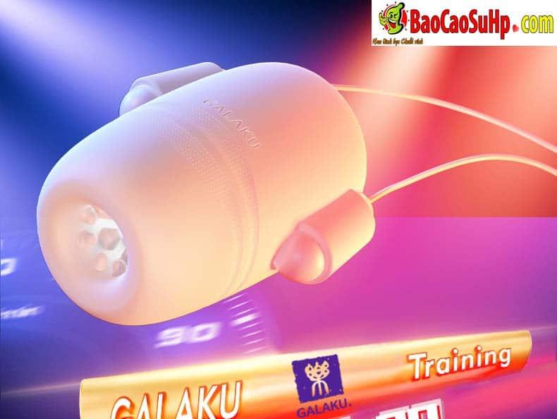 may tap duong vat Galaku 1 - Hình ảnh máy tập dương vật speed glans trainer Galaku new 2020
