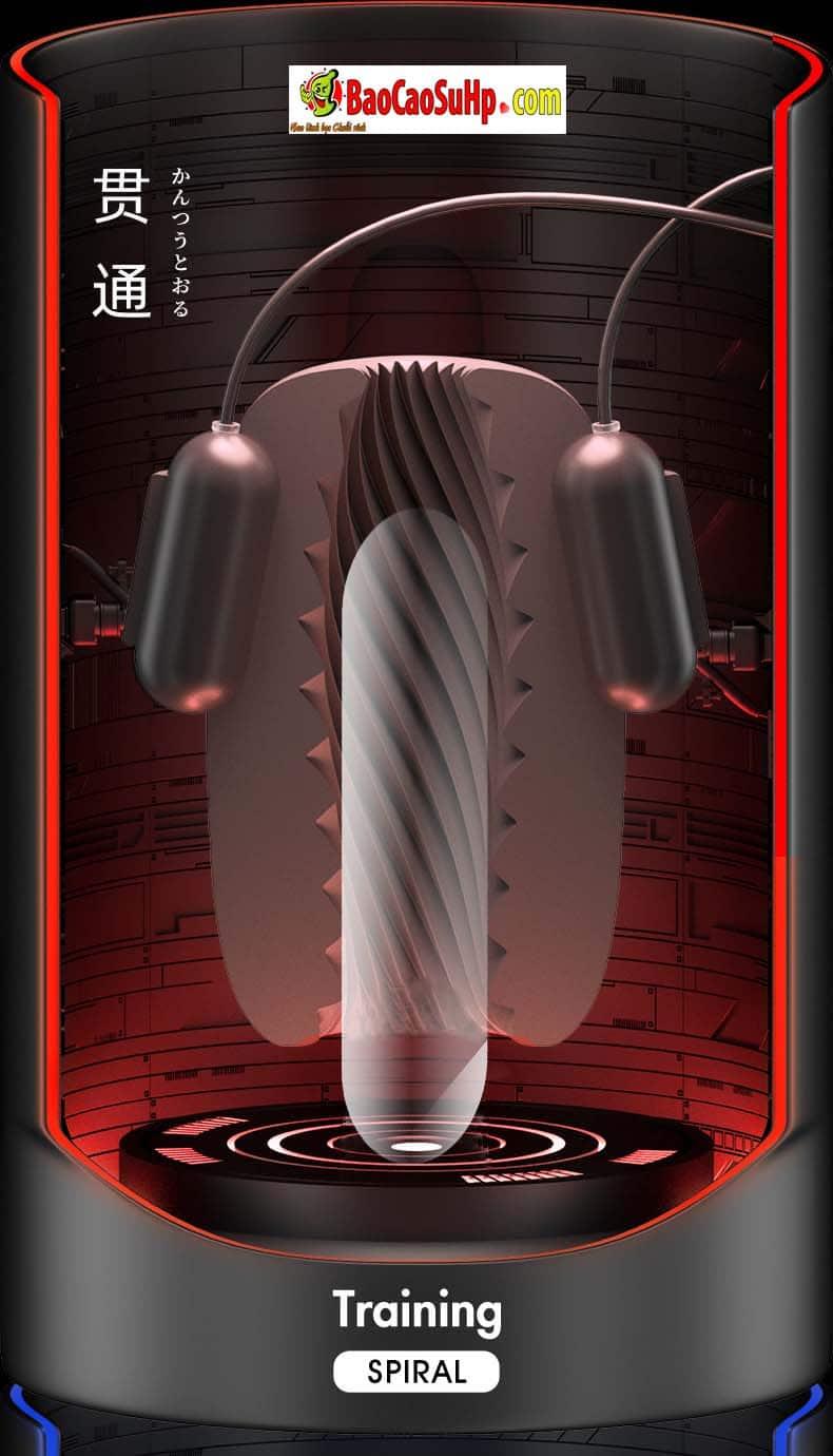 may tap duong vat Galaku 11 - Hình ảnh máy tập dương vật speed glans trainer Galaku new 2020