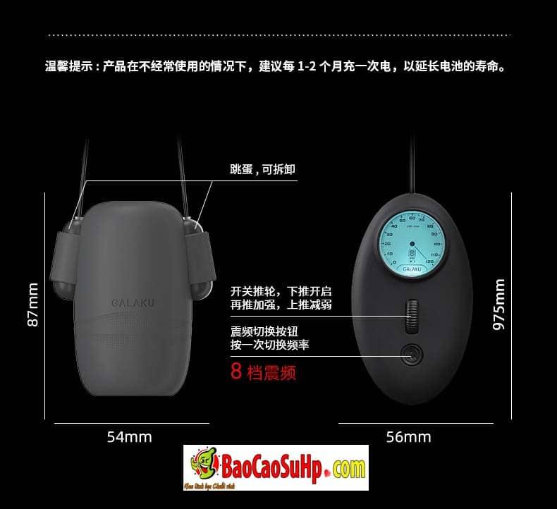 may tap duong vat Galaku 13 - Hình ảnh máy tập dương vật speed glans trainer Galaku new 2020