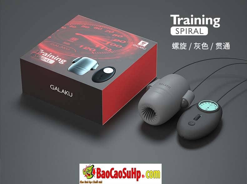 may tap duong vat Galaku 15 - Hình ảnh máy tập dương vật speed glans trainer Galaku new 2020