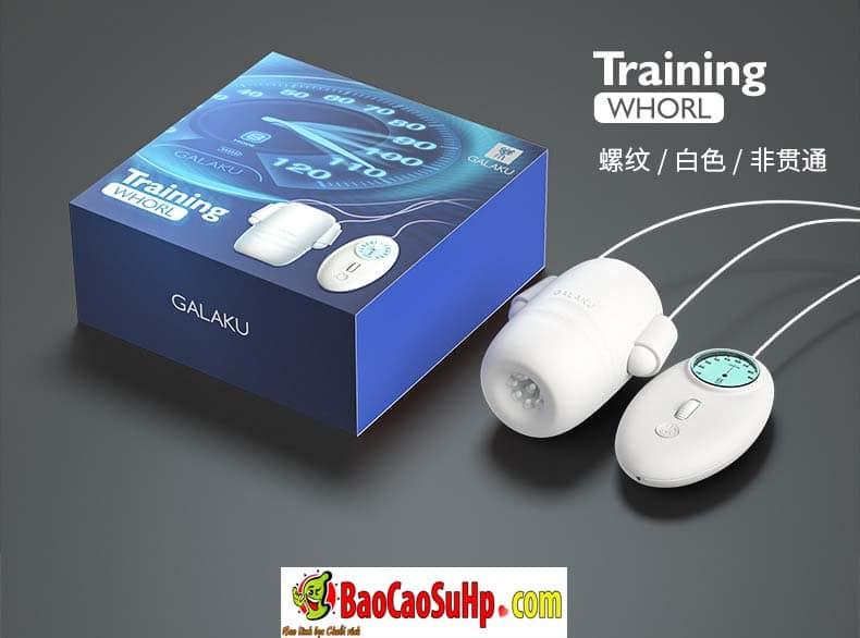 may tap duong vat Galaku 16 - Hình ảnh máy tập dương vật speed glans trainer Galaku new 2020