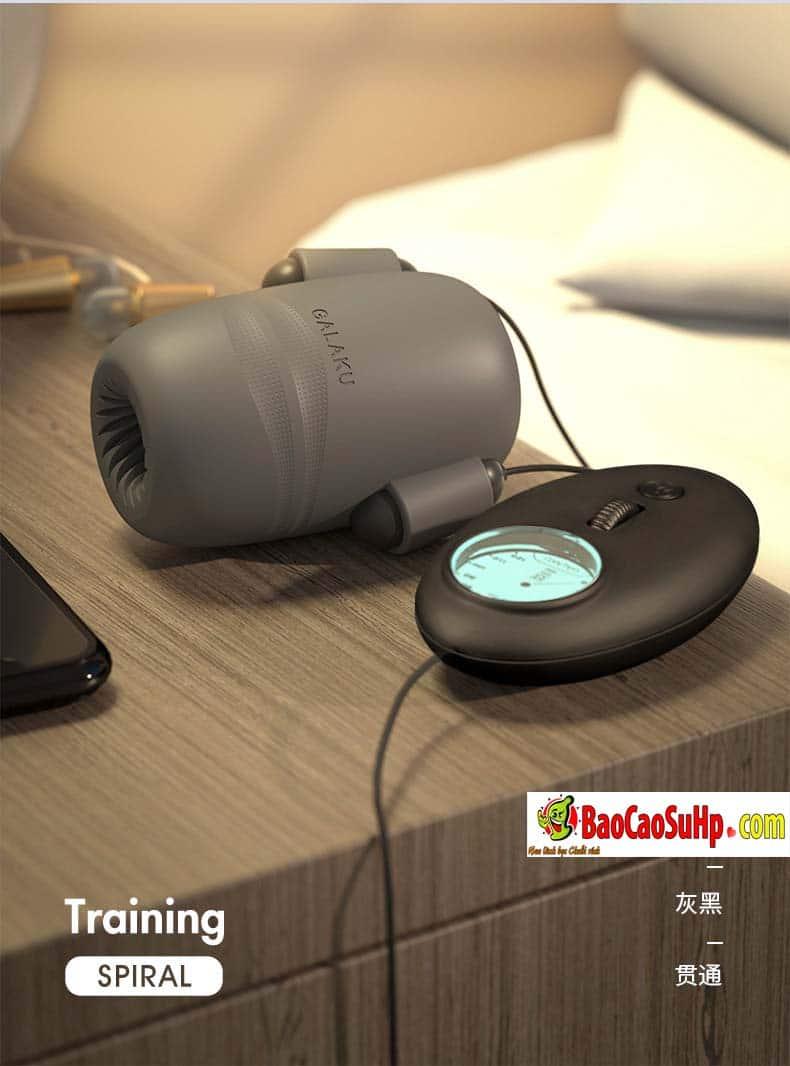 may tap duong vat Galaku 18 - Hình ảnh máy tập dương vật speed glans trainer Galaku new 2020