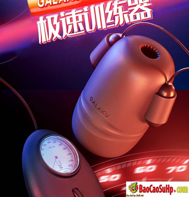may tap duong vat Galaku 2 - Hình ảnh máy tập dương vật speed glans trainer Galaku new 2020
