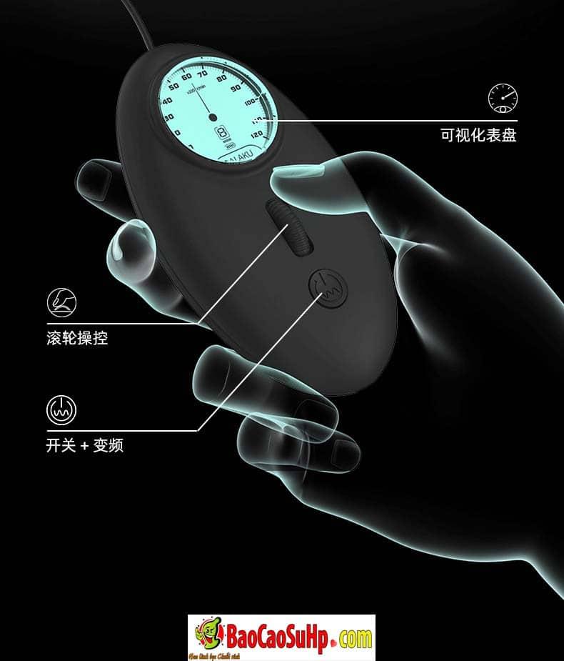 may tap duong vat Galaku 7 - Hình ảnh máy tập dương vật speed glans trainer Galaku new 2020