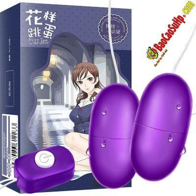 Trứng rung giá rẻ Mizzzee PV cắm USB kích thích cực sướng