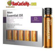 Gel massage body Men Essential Oil 25ml