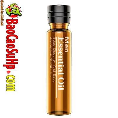 Gel massage body Men Essential Oil 3 - Gel massage body Men Essential Oil 25ml