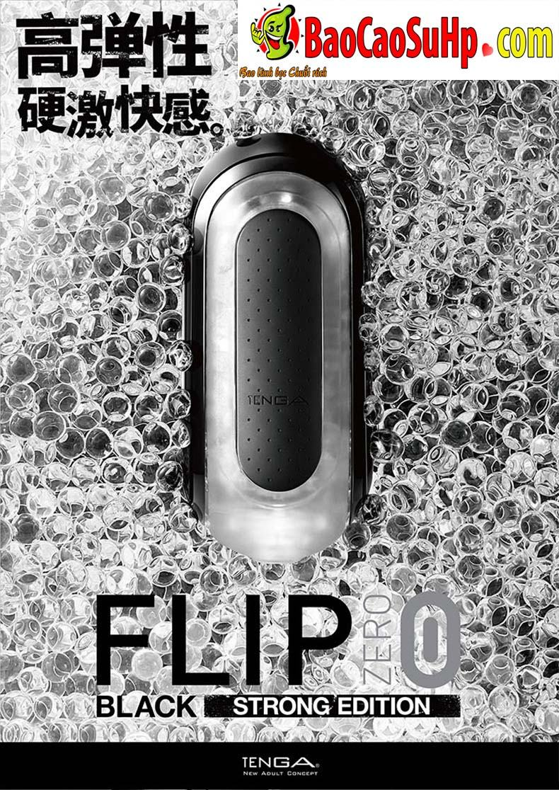 am dao gia Tenga Flip Zero 2 - Âm đạo giả Tenga Flip Zero cao cấp cho trải nghiệm khác biệt