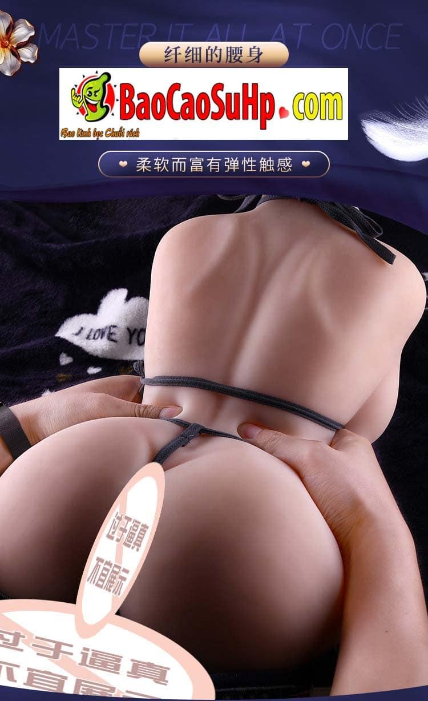 bup be tinh duc ban than Angel Wood Chanel 8 - Búp bê tình dục bán thân Angel Wood Chanel ngực tấn công.