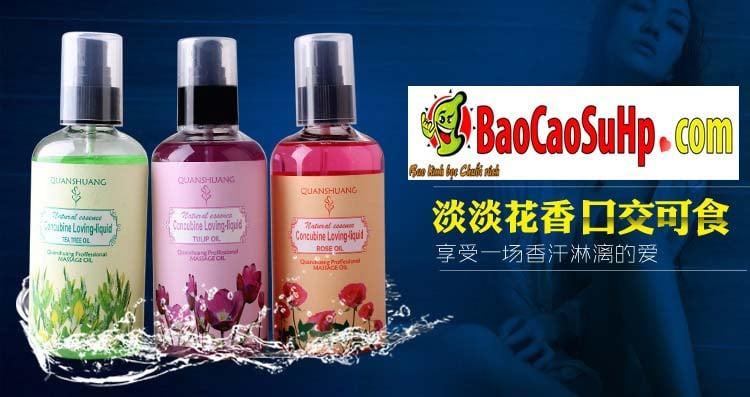 gel boi tron body Concubine Loving Liqud 6 - Gel massage xoa bóp body Concubine Loving Liqud