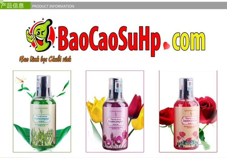 gel boi tron body Concubine Loving Liqud 7 - Gel massage xoa bóp body Concubine Loving Liqud