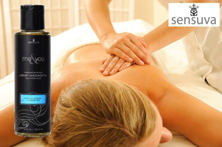 gel massage body sensuva On USA 2 - Bộ 3 Gel massage body toàn thân sensuva On Mỹ tăng cường khoái cảm