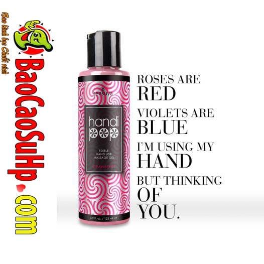 gel massage body sensuva On USA 4 - Bộ 3 Gel massage body toàn thân sensuva On Mỹ tăng cường khoái cảm