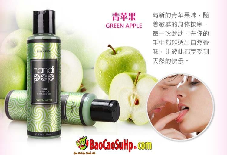 gel massage body sensuva On USA 9 - Bộ 3 Gel massage body toàn thân sensuva On Mỹ tăng cường khoái cảm