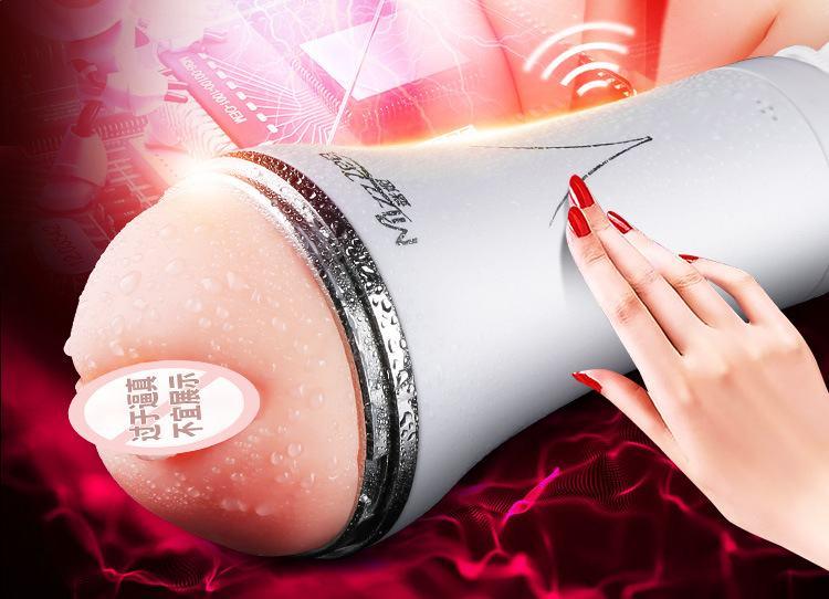 am dao gia Mystery Ji MINI 6 - Cốc âm đạo rung rên Mystery Ji MINI đóng đất giá rẻ của hãng Mizzzee