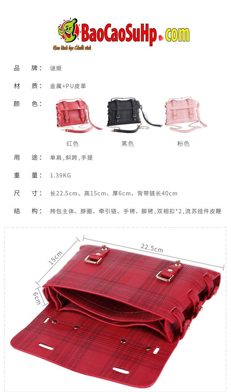 bo bao dam 18 mon Miji Leather Bundle 13 - Bộ Sm bạo dâm 18 món Miji Leather Bundle cao cấp sự khác biệt