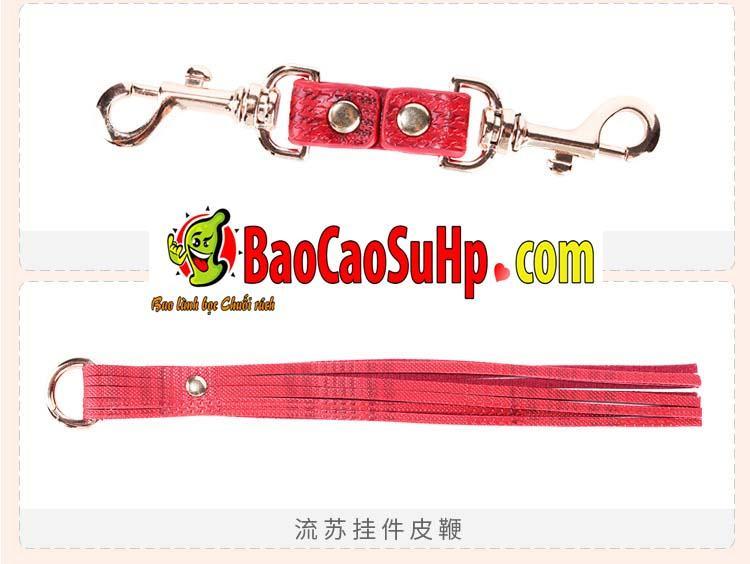 bo bao dam 18 mon Miji Leather Bundle 15 - Bộ Sm bạo dâm 18 món Miji Leather Bundle cao cấp sự khác biệt