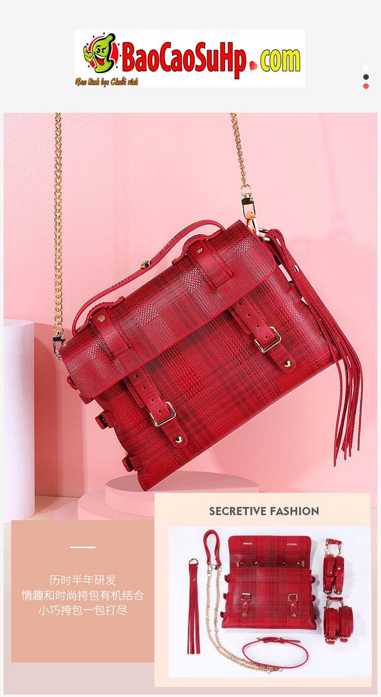 bo bao dam 18 mon Miji Leather Bundle 2 - Bộ Sm bạo dâm 18 món Miji Leather Bundle cao cấp sự khác biệt
