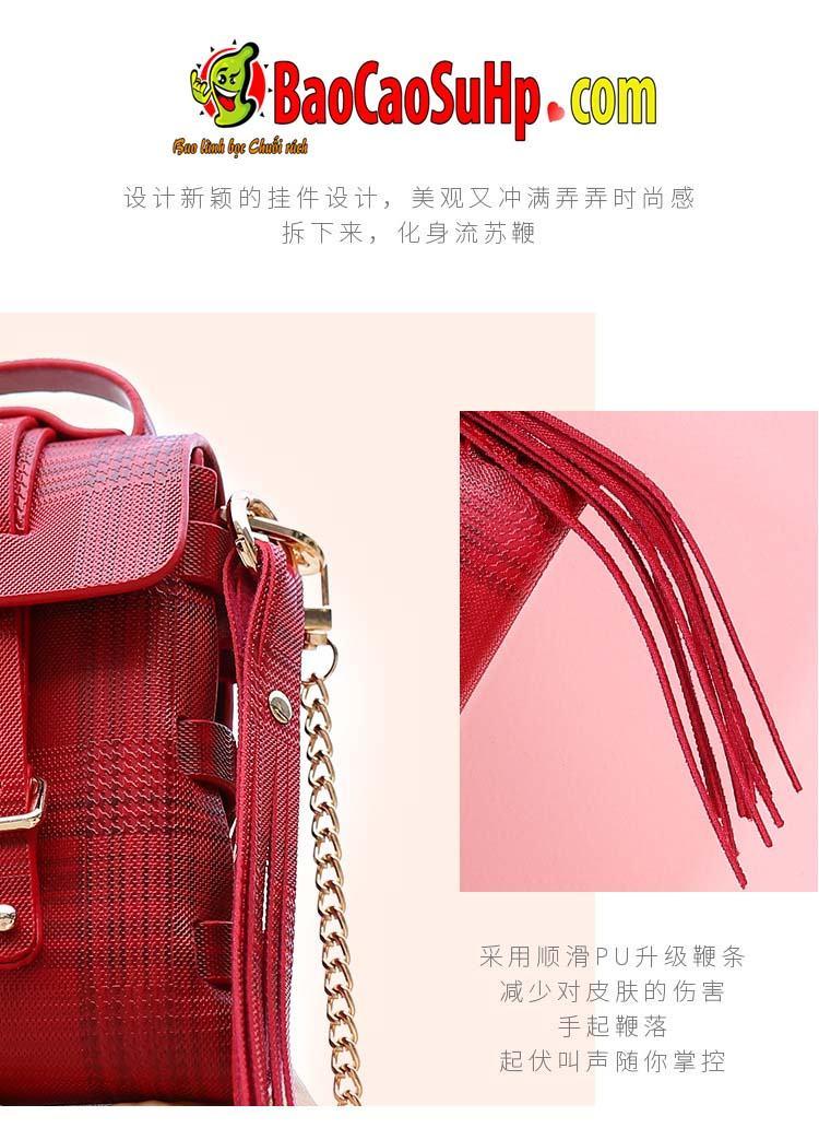 bo bao dam 18 mon Miji Leather Bundle 9 - Bộ Sm bạo dâm 18 món Miji Leather Bundle cao cấp sự khác biệt