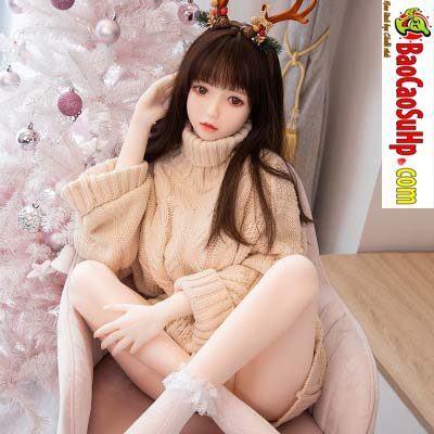 Búp bê tình dục Mineko đứa con của núi rừng trong sáng thuần khiết.