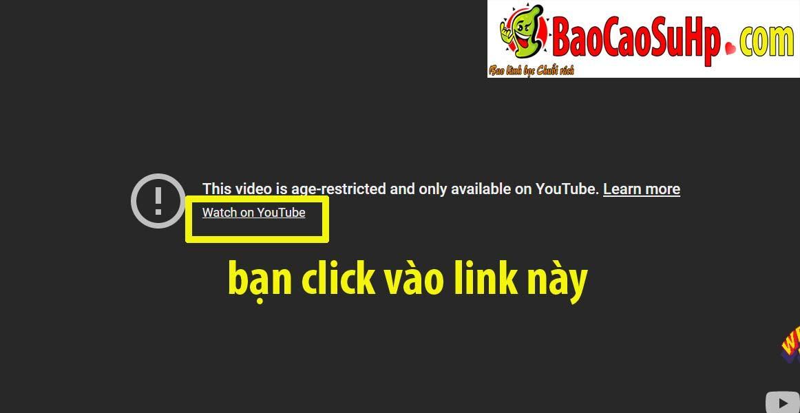 click vao day xem video - Hướng dẫn xem video review sản phẩm của shop