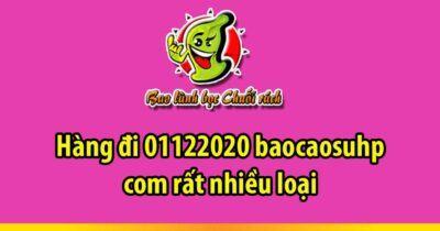 Hàng đi ngày 01.12.2020 baocaosuhp com rất nhiều loại