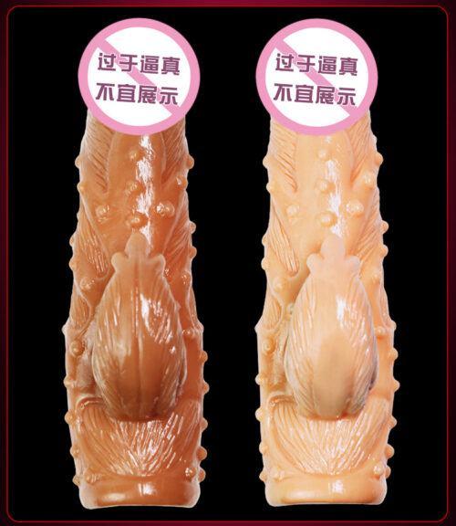 Bao cao su Donden JS 001 Siêu gai xoắn khủng giá rẻ