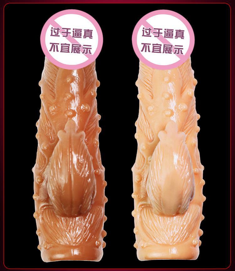 bao cao su donden Jiuai Kingkong 16 - Bao cao su Donden JS 001 Siêu gai xoắn khủng giá rẻ