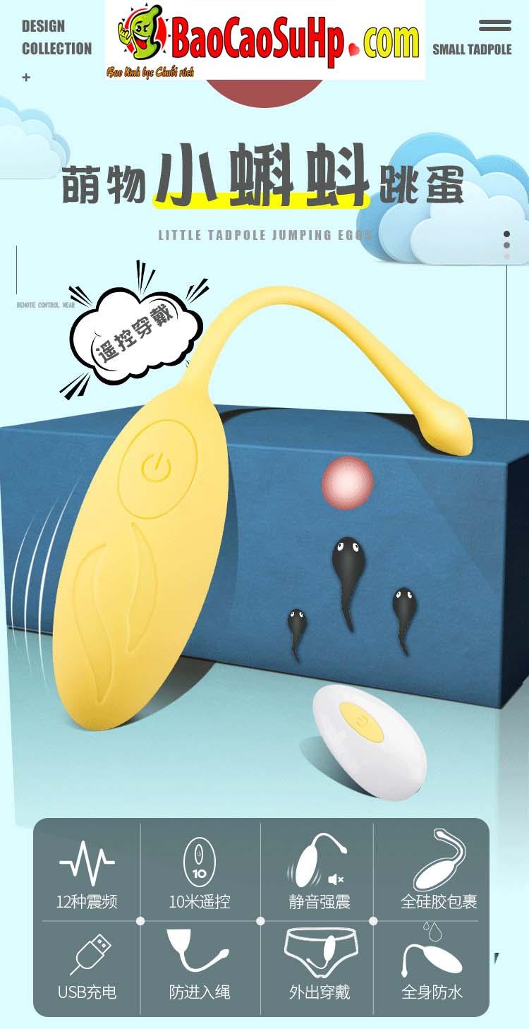 trung rung dieu khien tu xa Jiuuy Play 5 - Trứng rung điều khiển từ xa Jiuuy Play kích thích G cực đã