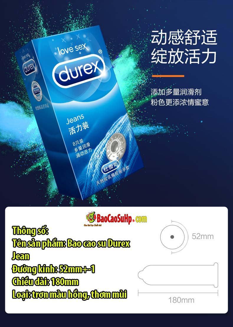 Bao cao su Durex Bold Love 32c 5 - Bao cao su Durex Bold Love 32c Mix 4 loại chính hãng Hải Phòng