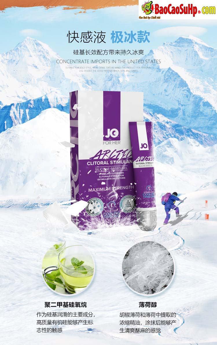 Gel Jo JO® WARM BUZZY 5 - Gel bôi trơn kích thích âm đạo chị em JO® WARM & BUZZY mỹ