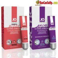 Gel Jo JO® WARM BUZZY bia 196x196 - Gel bôi trơn cao cấp movo care dưỡng ẩm cho phụ nữ.