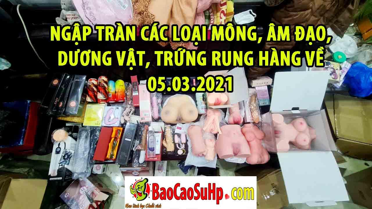 Ngap tran cac loai do choi tinh duc tai shop baocaosuhp - Ngập tràn các loại Mông, âm đạo, dương vật, trứng rung về 05.03.2021