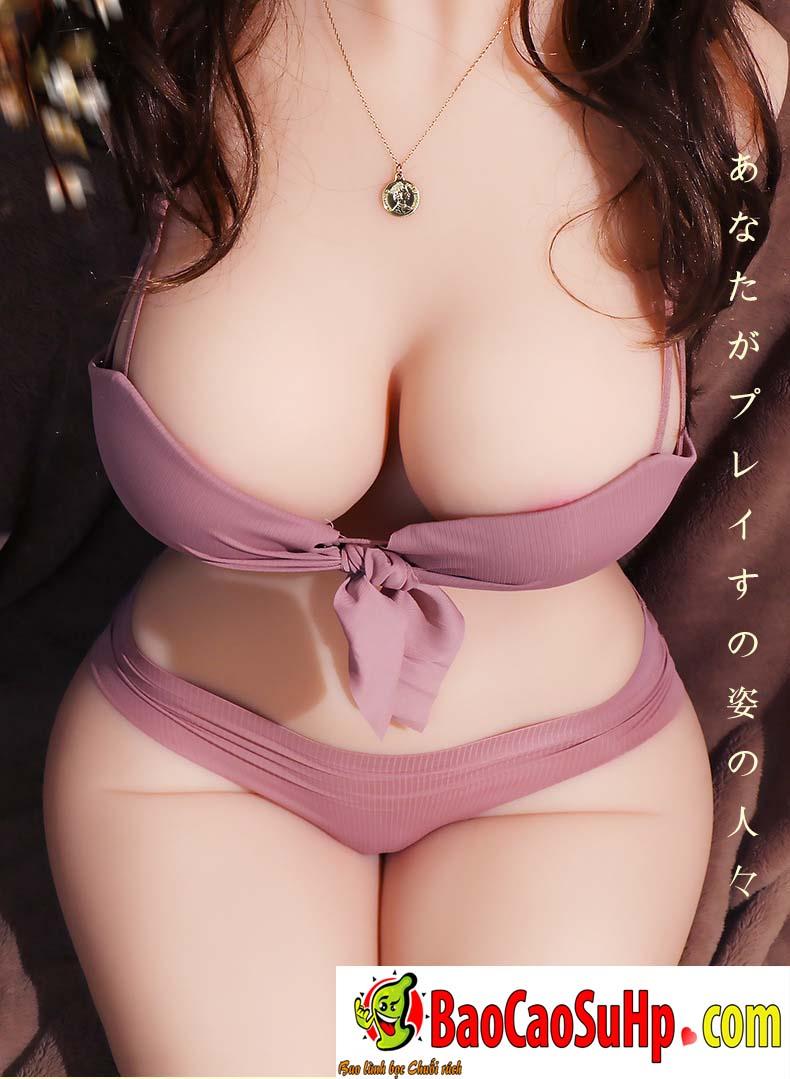 bup be ban than Godiva 4 - Búp bê tình dục bán thân ngực to Yuuka vẻ đẹp tuổi trẻ!!!