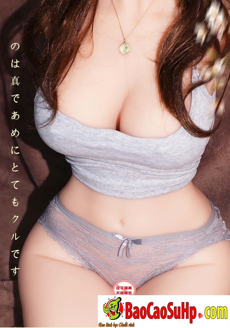 bup be ban than Godiva 5 - Búp bê tình dục bán thân ngực to Yuuka vẻ đẹp tuổi trẻ!!!