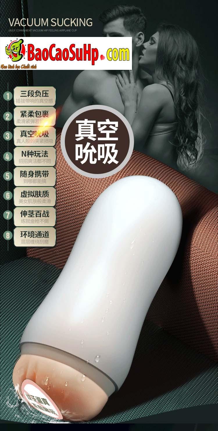 coc am dao Kimiko 6 - Cốc âm đạo cầm tay Kimiko Siêu mềm mại giá cực rẻ