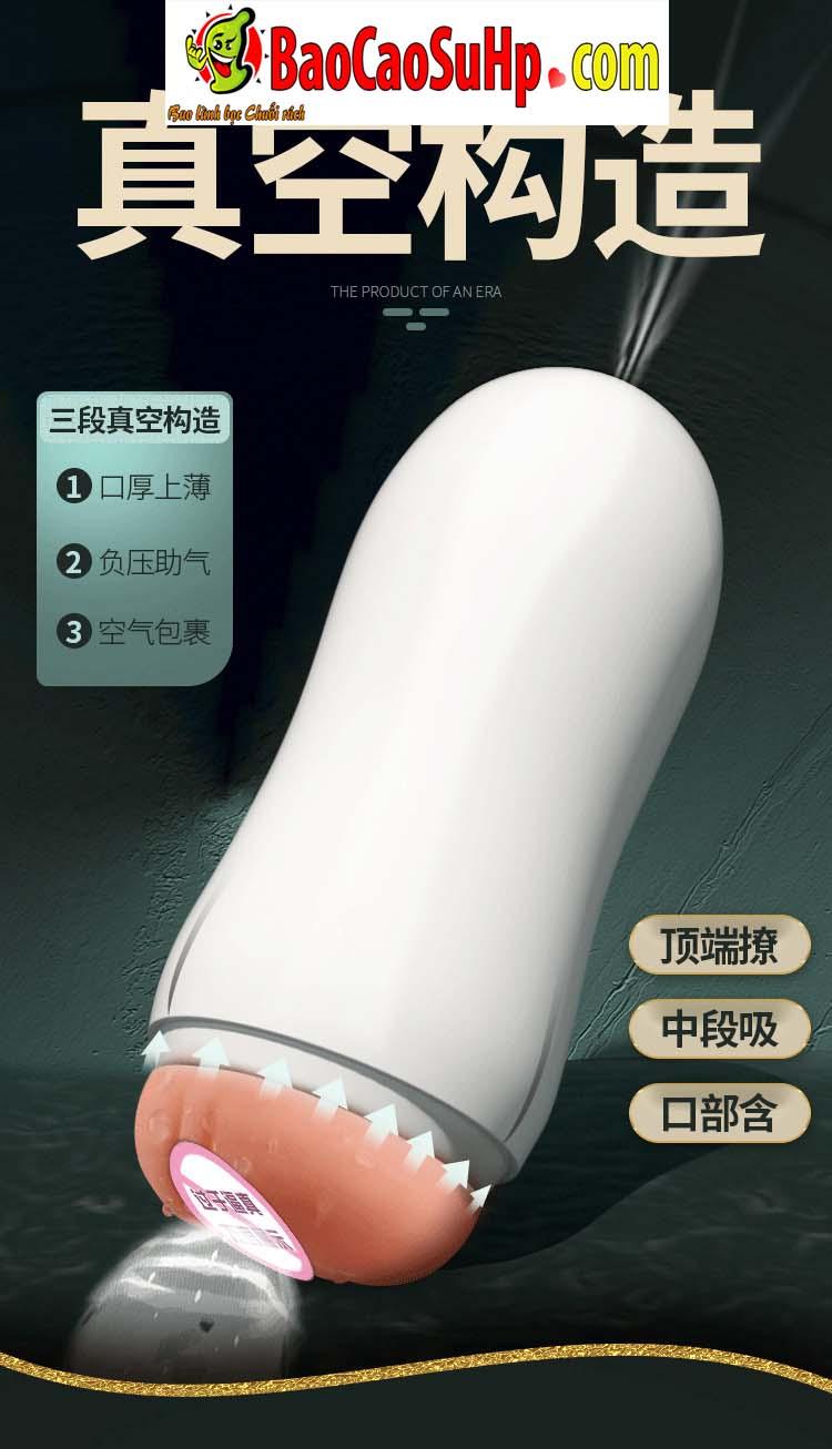 coc am dao Kimiko 7 - Cốc âm đạo cầm tay Kimiko Siêu mềm mại giá cực rẻ