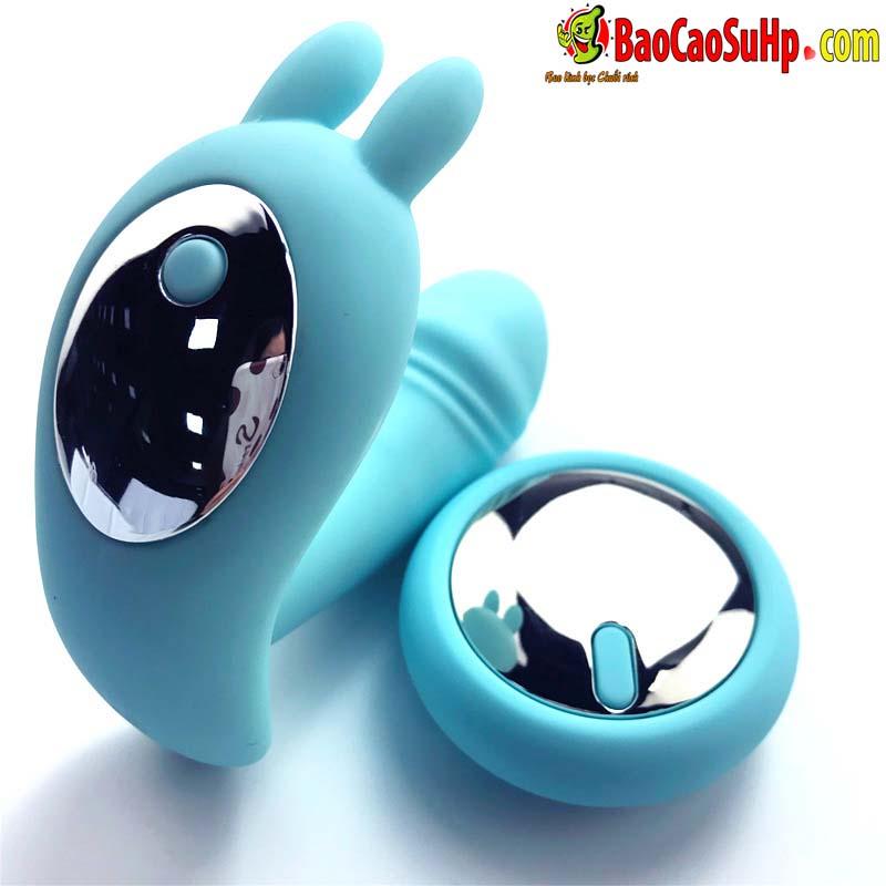 trung rung Bunny Little dance 1 - Trứng rung quần lót Bunny Little dance mềm mại giá rẻ