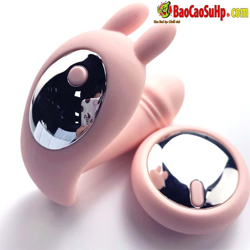 trung rung Bunny Little dance 2 - Trứng rung quần lót Bunny Little dance mềm mại giá rẻ